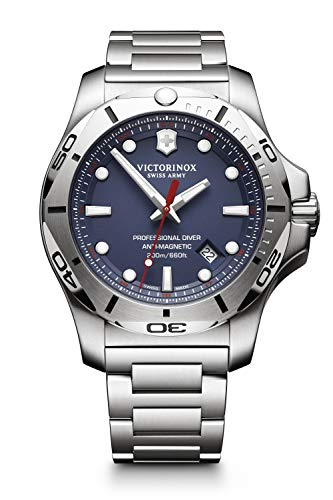 Victorinox Swiss Army Men's I.N.O.X. Swiss-Quartz Watch