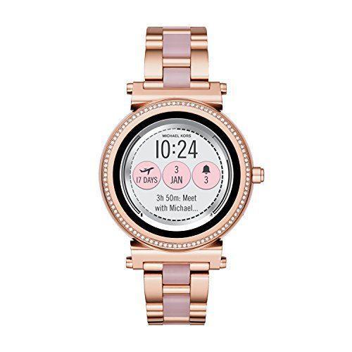 Touchscreen Smartwatch Michael Kors