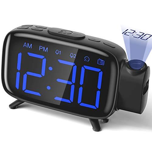 Bedrooms Radio Alarm Clock Digital Clock