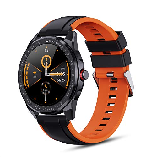 Fitness Tracker Monitor Blood Smart Watch for Android/iOS Phones