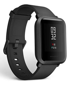 Amazfit Bip Smartwatch with All-Day Heart Rate and Activity Tracking