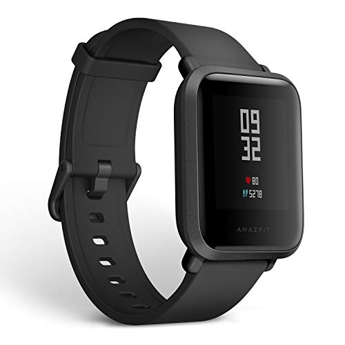 Fitness Smartwatch Heart Rate and Activity Tracking