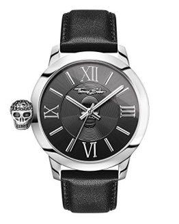 Thomas Sabo Men's Watch Rebel with Karma Black