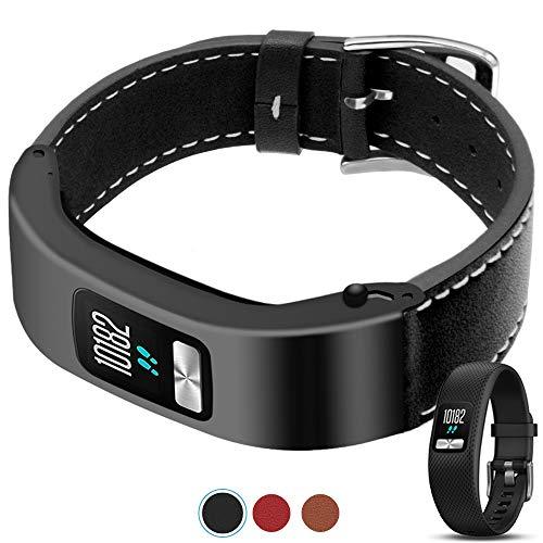 Garmin Vivofit 4 Case Leather Bands