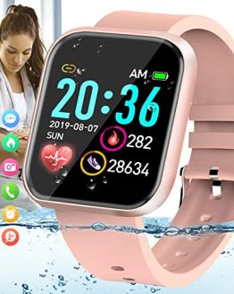 Fitness Watch Activity Tracker with Heart Rate Blood Pressure