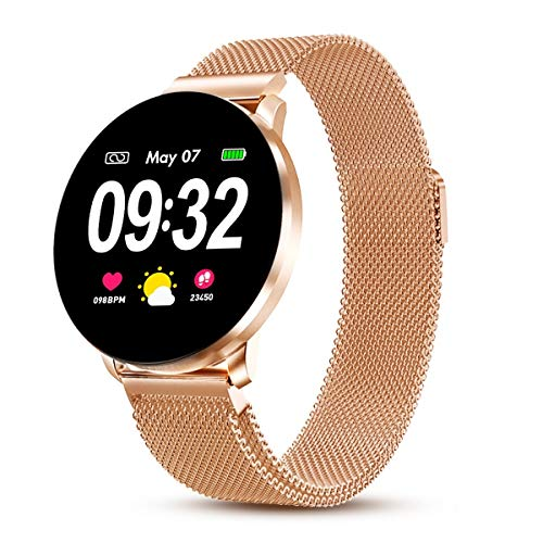 Smart Watch GOKOO for Women Men Fitness Activity Tracker Watch