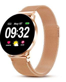 Smart Watch GOKOO for Women Men Fitness Activity Tracker Watch