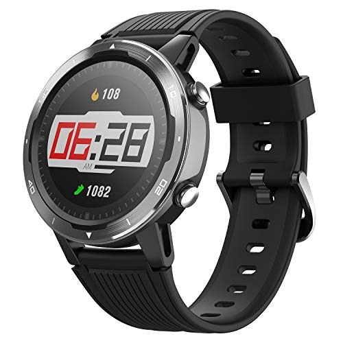 Letsfit Smart Watch GPS Running Watch with Blood Oxygen Monitor