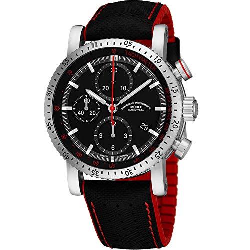 Muhle Glashutte Teutonia Sport I Mens Automatic Chronograph Watch