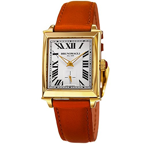 Bruno Magli Italian Leather Strap Watch Valentina