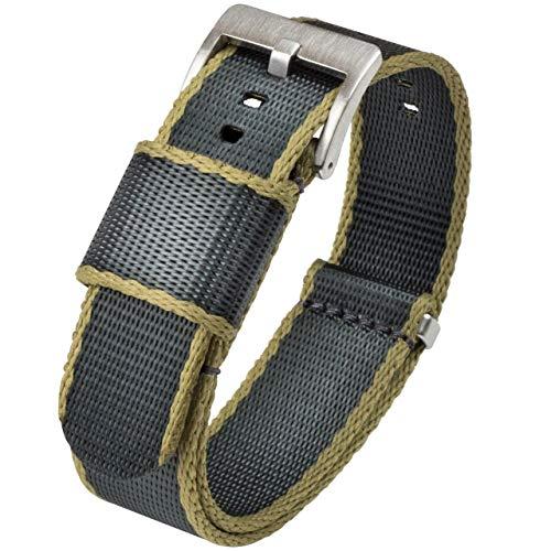 BARTON Jetson NATO Style Watch Strap 24mm