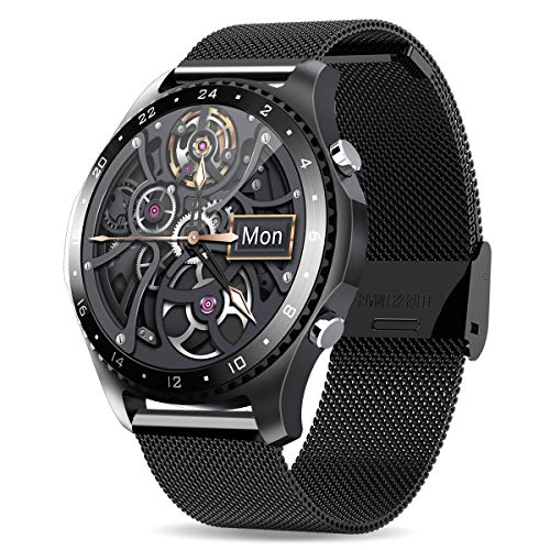 Health and Fitness Smartwatch with Heart Rate Blood