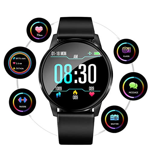 Beaulyn Smart Watch for Android Phones, Fitness Tracker