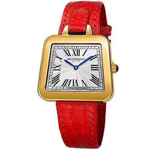 Bruno Magli Women's Emma Italian Leather Strap Watch
