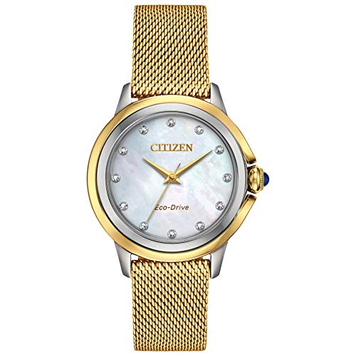 Citizen Watches Citizen Ceci Gold-Tone One Size