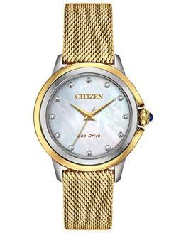 Citizen Watches Citizen Ceci Gold-Tone One Size