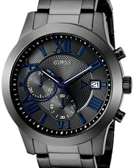 GUESS Chronograph Bracelet Watch with Date