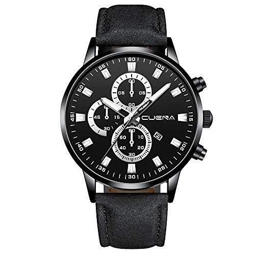 MOSTFA Mens Classic Watch Men Busine Luxury Sports Watch