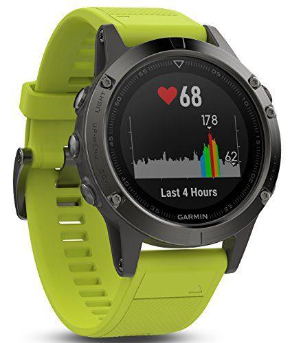 Garmin fēnix 5 Rugged Multisport GPS Smartwatch