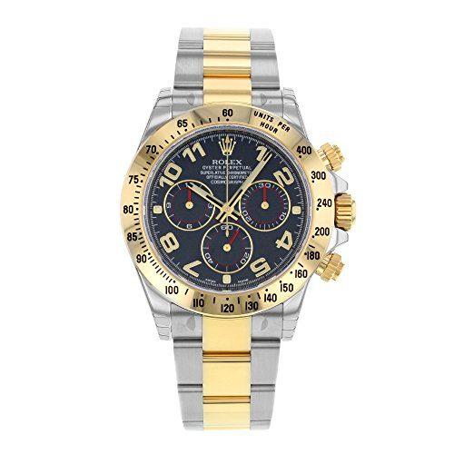 18K Yellow Gold Rolex Daytona Automatic Men's Watch