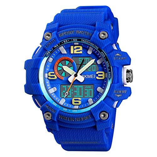Mens Military Watch Digital Waterproof Wrist Watches