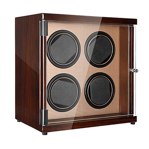CHIYODA Quad Watch Winder for Automatic Watches