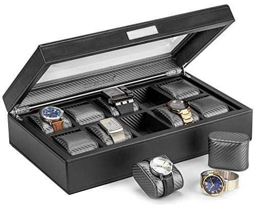 Mariner Oversize Watch Box Display Case