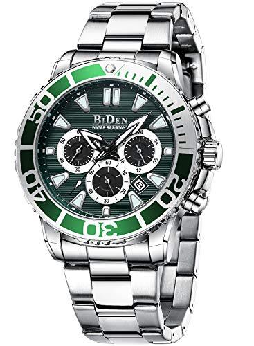 Chronograph Waterproof Analogue Quartz Watch