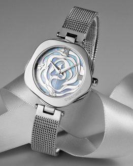 Watch Rose Flower Women's Wristwatch
