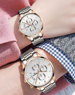 Couple Waterproof Watches For Lovers
