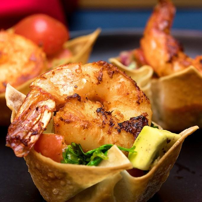 Quick & Crunchy Shrimp Tacos