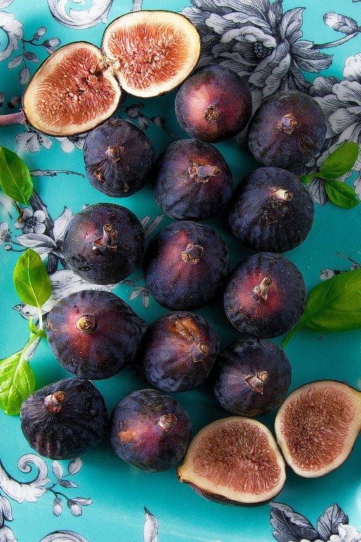 Sun ripened figs