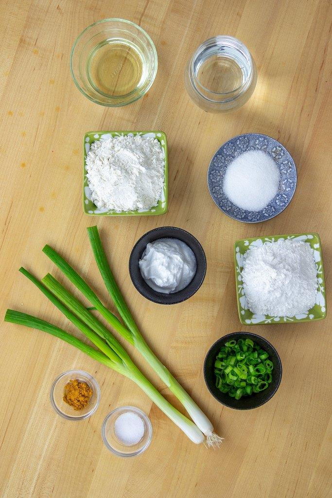 Banh Xeo Batter Ingredients