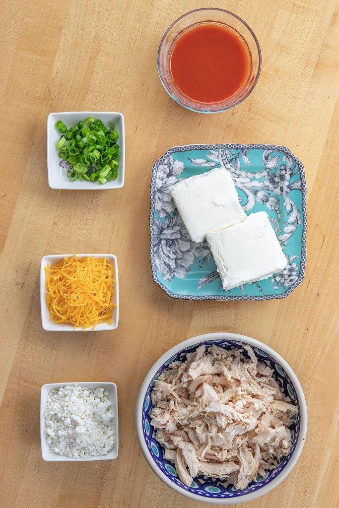 Chicken Dip Ingredients