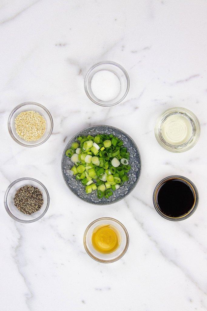Hibachi Fried Rice Sauce Ingredients