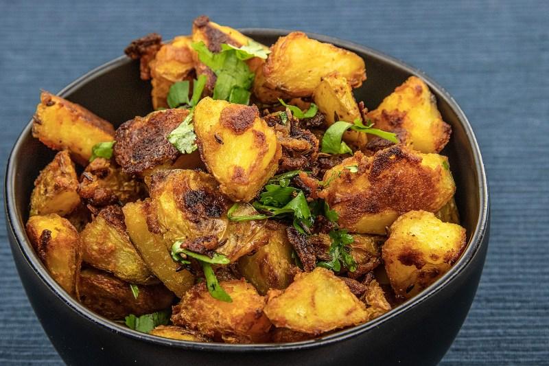 Indian Potato Recipe - Bombay Aloo