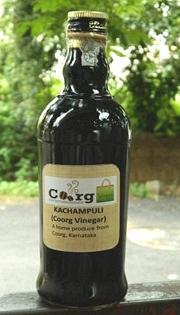 Kachampuli Vinegar