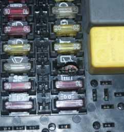 fuse box with slight damage alfa romeo 916 gtv spider 1998 2005 [ 3872 x 2592 Pixel ]