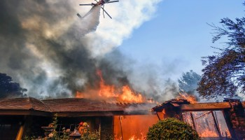 VIDEO: Were The Devastating California Wildfires Caused By Directed
