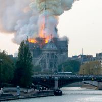 Reminder: French Catholic Churches Were Being DESECRATED Weeks Prior To Notre Dame Cathedral Fire