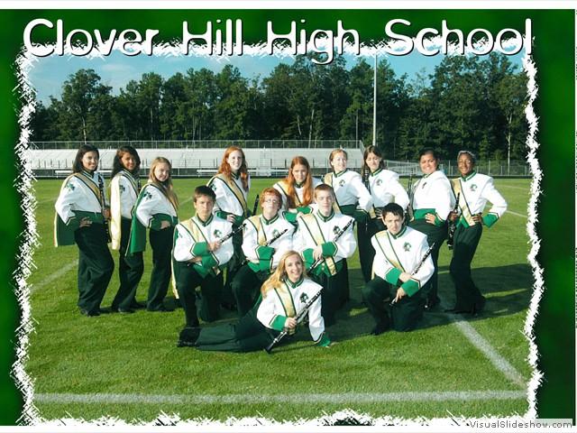 Clover Hill High School Band