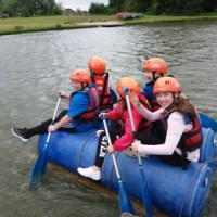 WMH - Y6 #7 Raft building and buggy building