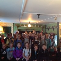 We had a great day at Beamish Museum learni…