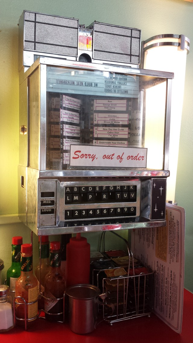 galaxi diner jukebox