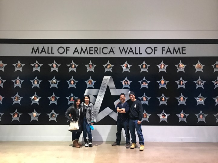 MOA - Wall of Fame
