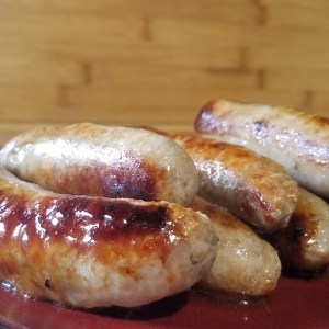 Rosemary, Red Wine and Feta Lamb Sausage