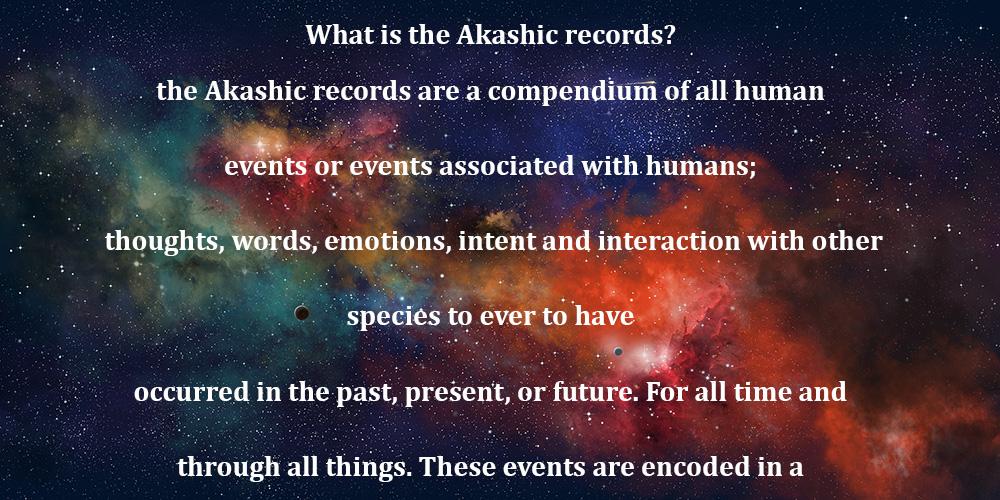 #Clovistia Akashic Records