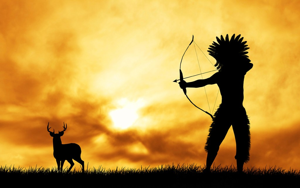 Clovistia Native Hunter