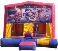 Toy Story Inflatable Bounce House Rentals