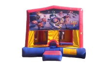 Toy Story Inflatable Bounce House Rentals | Jumpers